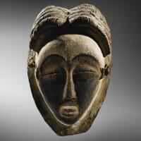 143. masque, lumbu / punu, gabon  