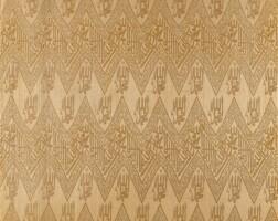 15. an ottoman gold-ground calligraphic silk textile panel, turkey, 19th/20th century