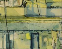 5. bikash bhattacharjee | untitled (rooftops)
