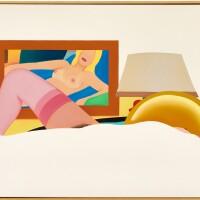 37. 湯姆・衛索曼 | 《「裁剪裸女」習作》