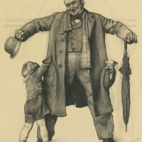 20. Norman Rockwell