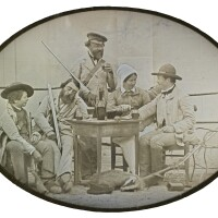10. anonymous | return from hunting,circa 1850