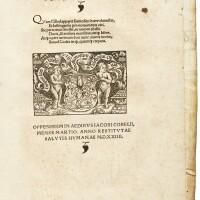 190. stoeffler, elucidatio fabricae ususque astrolabii. oppenheim, 1524, contemporary vellum