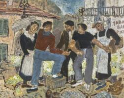 3. basil rakoczi | market day, gorbio