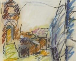 113. Frank Auerbach