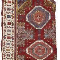 7. a central anatolian rug fragment