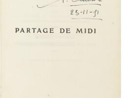 27. Claudel, Paul
