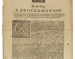 406. King Charles II