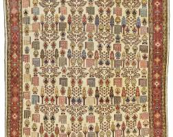 149. a baktiari carpet, west persia