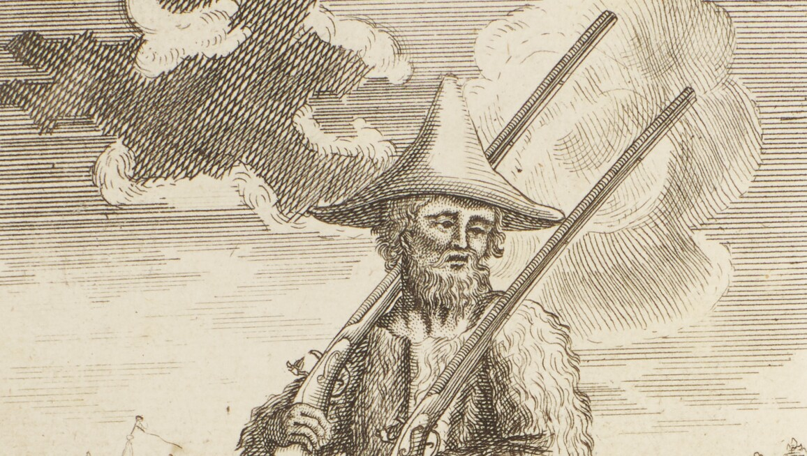 10 Rare Books, Manuscripts and Illustrations, from Daniel