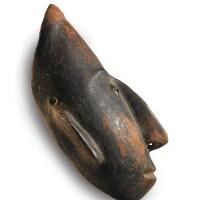 37. colima mask, protoclassic, ca. 100 b.c.-a.d. 250