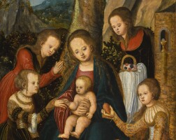 7. Lucas Cranach the Elder
