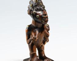 42. statue, kongo, république démocratique du congo |