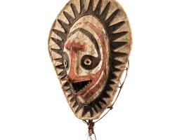 65. masque, groupe elema, golfe de papouasie, papouasie nouvelle-guinée