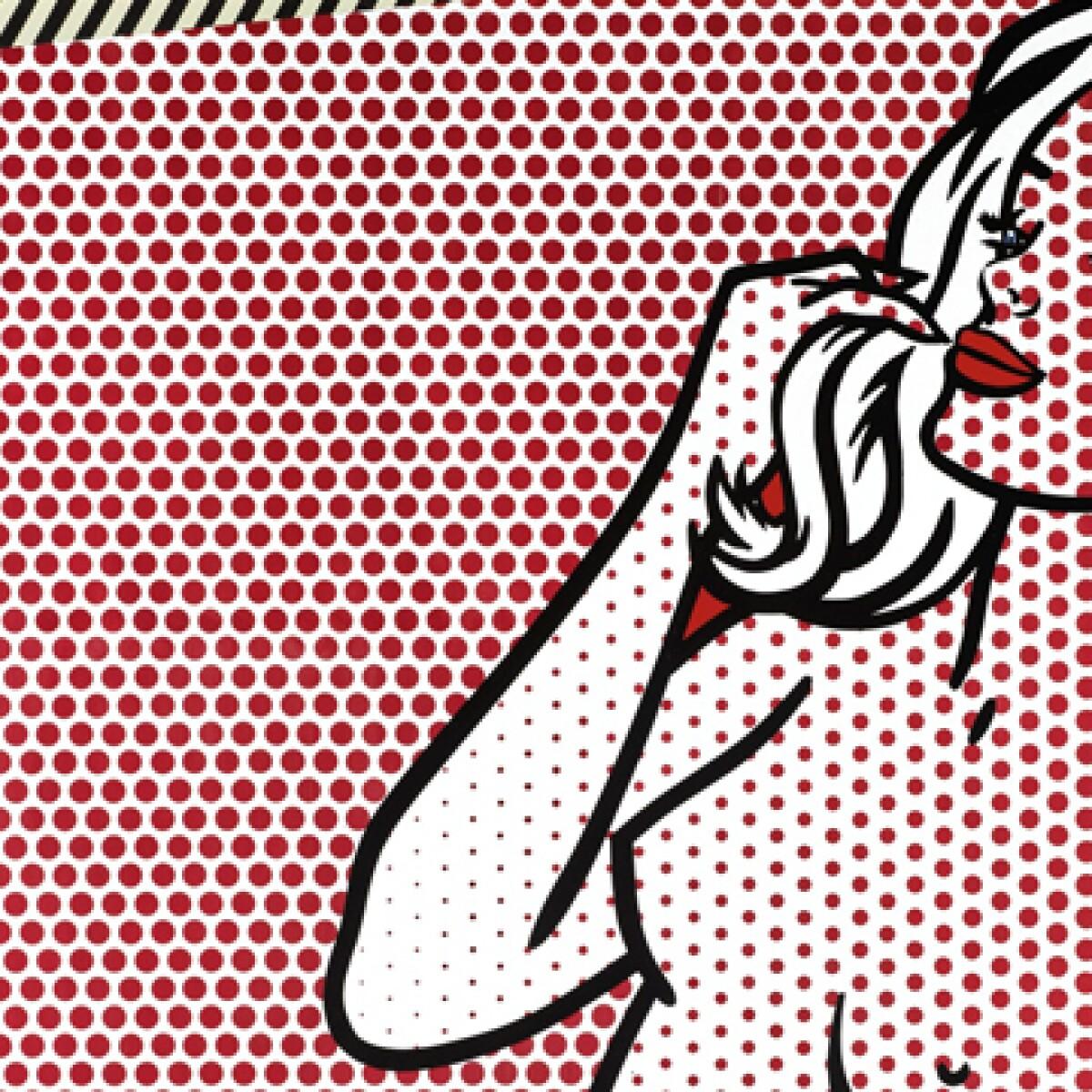 Roy Lichtenstein's Bewitching Seductress