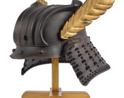 9. a kawari kabuto[helmet] edo period, 18th century |