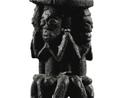 197. statue d'autel, bafo, cameroun |