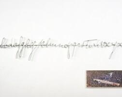 15. giuseppe penone | alfabeto