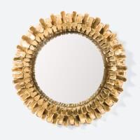 35. line vautrin | gerbera convex mirror