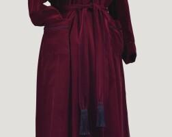 80. balenciaga haute couture, circa 1950