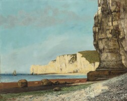 40. Gustave Courbet