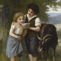 413. Elizabeth Jane Gardner Bouguereau