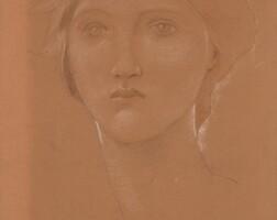 2. Sir Edward Coley Burne-Jones, Bt., A.R.A., R.W.S.