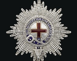 29. great britain, the most noble order of the garter  