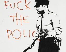 3. Banksy