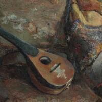 137. paul gauguin | sur une chaise