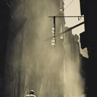 31. back alley