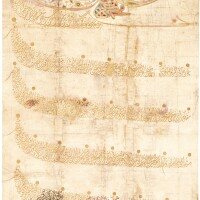 45. a firman bearing the tughra of sultan mehmed iv (r.1648-87), turkey, ottoman, dated 1092 ah/1681 ad