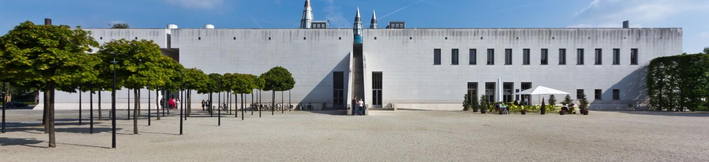 Kunst- und Ausstellungshalle der Bundesrepublik Deutschland - Bu