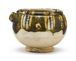 304. a sancai pouring vessel tang dynasty