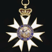 18. great britain, the most distinguished order of saint michael and saint george |