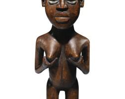 101. statue, kongo / yombé, république démocratique du congo |