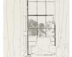 102. Hockney, David -- Frères Grimm