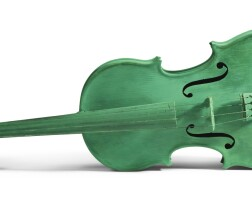 3. joseph beuys | grüne geige (violino verde)