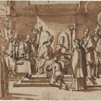 116. Vincenzo Tamagni, called Vincenzo da San Gemignano