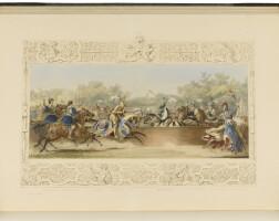 39. richardson. the eglinton tournament. 1843