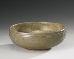 20. a 'yue' bowl six dynasties period