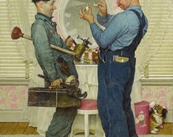 42. Norman Rockwell