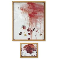 11. Cy Twombly