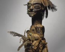 114. songye power figure, democratic republic of the congo