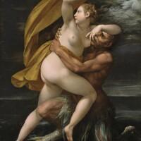 64. 喬賽普·切薩里 - 或稱卡瓦立耶·德·阿爾皮諾 | 《格勞科斯誘拐仙女錫米》