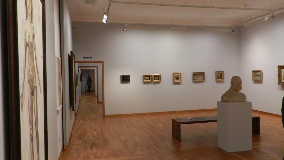 Interior View, Museum zu Allerheiligen