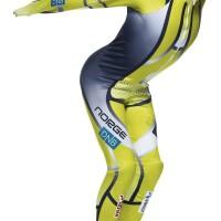 40. an alpine ski suit signed by kjetil andré aamodt