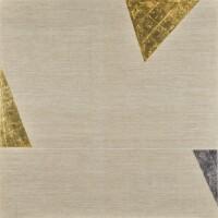 10. patrick scott | gold painting 486