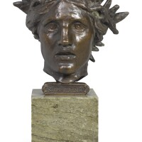 17. Augustus Saint-Gaudens