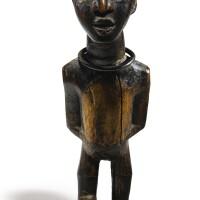 233. statuette, kongo, république démocratique du congo  